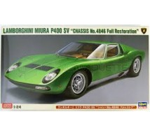 Hasegawa - Lamborghini Miura P400SV