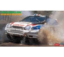 Hasegawa - Toyota Corolla WRC 98 Kenya