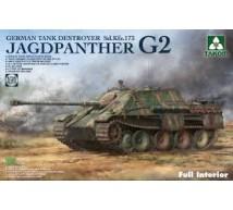 Takom - Jagdpanther G2 & interior