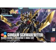 Bandai - HG Gundam Schwarzritter (0218384)