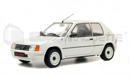 Solido - Peugeot 205 Rallye blanche