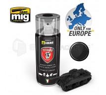 Mig products - Bombe Appret Noir 400ml