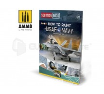 Mig products - How to paint US fighters (Solution Box 06)