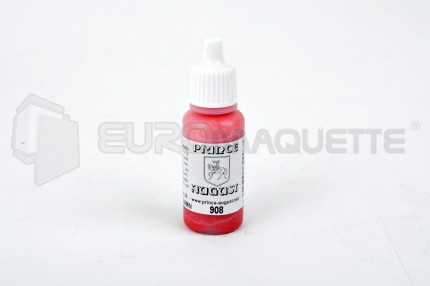 Prince August - Rouge carmin 908 (pot 17ml)