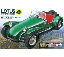 Tamiya - Lotus Super 7 serie 2 & Photo decoupe