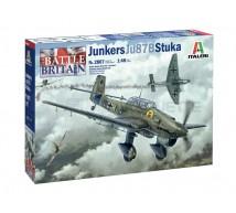 Italeri - Ju-87B Stuka Battle of Britain