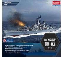 Academy - USS Missouri BB-63