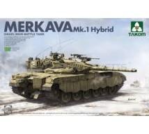 Takom - Merkava Mk I Hybrid