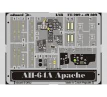 Eduard - AH-64 A Apache (hasegawa)