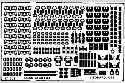 Eduard - USS Alabama