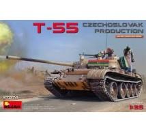 Miniart - T-55 Czechoslovak Prod