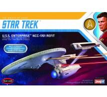 Polar light - USS Enterprise NCC-1701 Refit