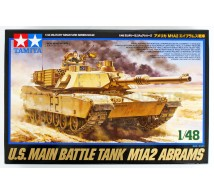 Tamiya - M1A2 Abrams