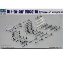 Trumpeter - US air-air missiles