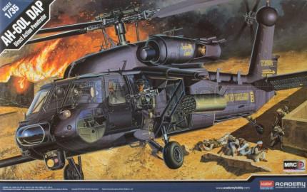 Academy - AH-60L DAP