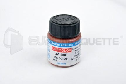 Life Color - Marron mimetique (2) UA088 (pot 22ml)