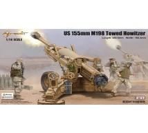 Merit - M198 155mm Gun 1/16