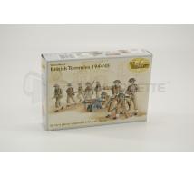 Valiant Miniatures - Soldats Anglais WWII