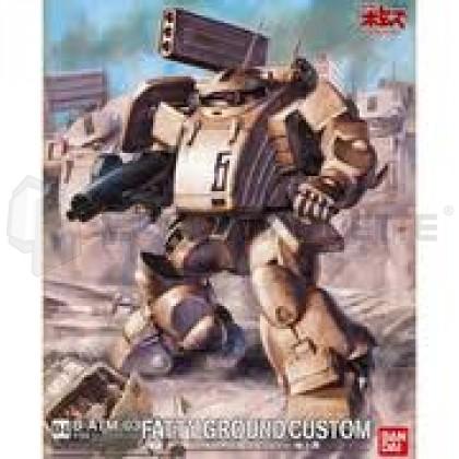Bandai - B-ATM-03 Fatty Ground Custom (0155524)