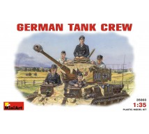 Miniart - Equipage Panzer 1941/45