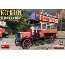 Miniart - London Bus LGOC B-Type