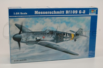 Trumpeter - Bf 109 G-2