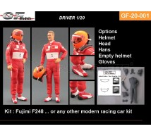 Gf Models - Shumi Ferrari