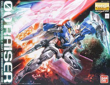 Bandai - MG 00 Raiser (0169914)
