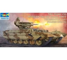 Trumpeter - Ramka BMPT RAE 2013/15