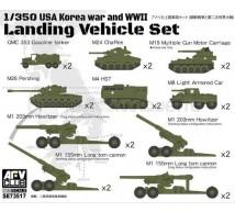 Afv club - US Korean war vehicles 1/350