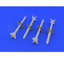 Eduard - AIM-7E Sparrow (x4)