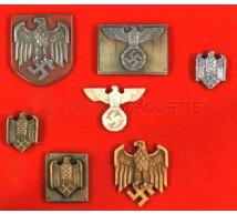 Verlinden - Emblèmes Allemands WWII