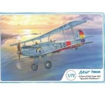 Azur - Vickers/CASA 245 Vilebeest