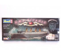 Revell - Coffret Titanic 1/400