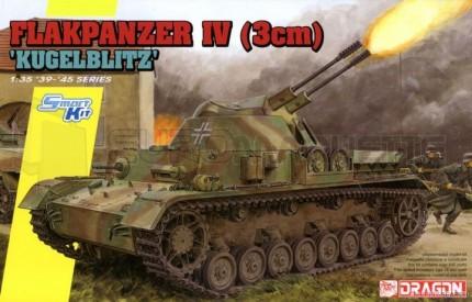 Dragon - Flakpanzer IV Kugelblitz