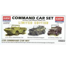 Academy - Command car set