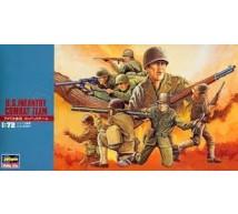 Hasegawa - US Infantry WWII
