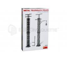 Miniart - Telegraph Poles