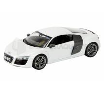 Schuco - Audi R8 coupé blanche