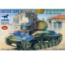 Bronco - Cruiser tank Mk II/IIA/CS