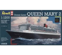 Revell - Queen Mary 2 1/1200