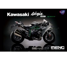 Meng - Kawasaki Ninja H2 (Pré colored)