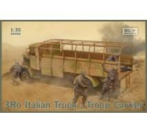 Ibg - 3Ro Italian truck WWII