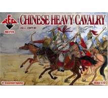 Red box - Chinese heavy cavalry 16/17s
