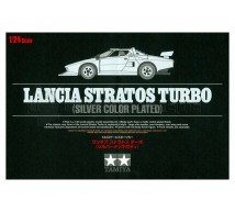Tamiya - Lancia Stratos Chrome Edition
