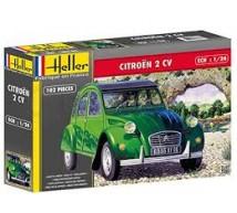 Heller - Citroën 2 Cv