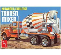 Amt - Kenworth transit mixer