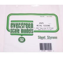 Evergreen - Metal siding 0,75mm