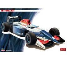 Hasegawa - Tyrrell 021