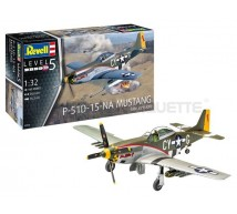 Revell - P-51D-15 Late
